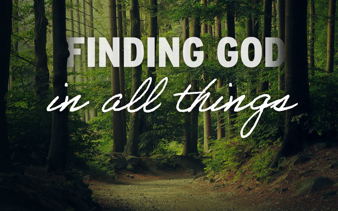 Finding God in Awe