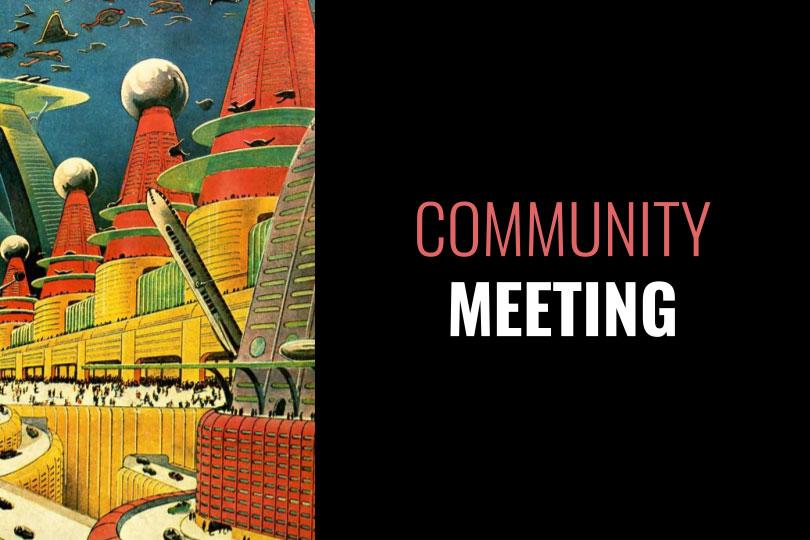 Community Meeting (8/22/21)