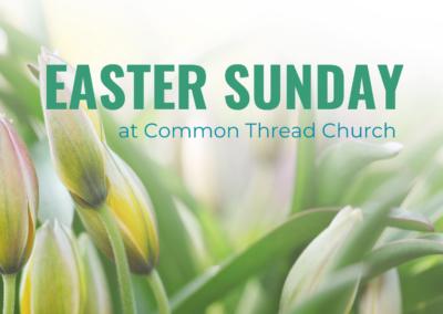 April 4, 2021 – One More Easter in Quarantine