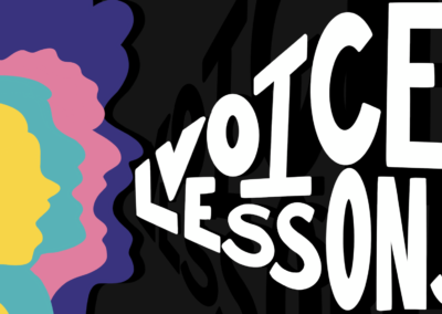 May 2, 2021 – Voice Lessons