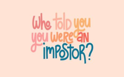 Who Told You You Were An Imposter?